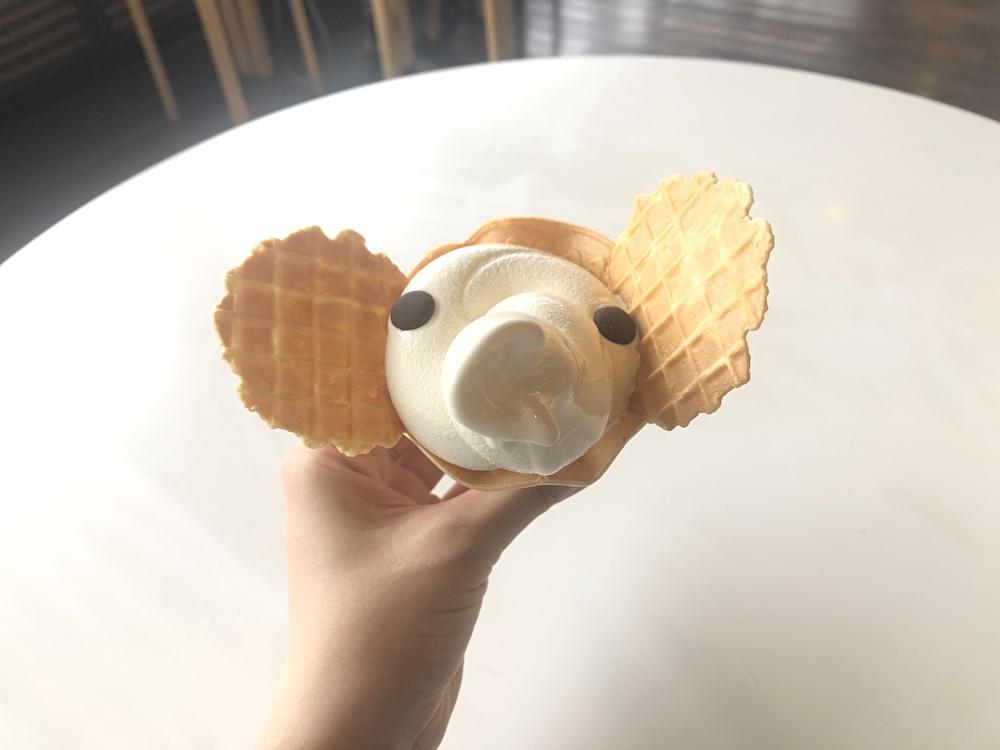 【象の鼻テラス】ゾウノハナソフトクリームで身も心もリフレッシュ!
