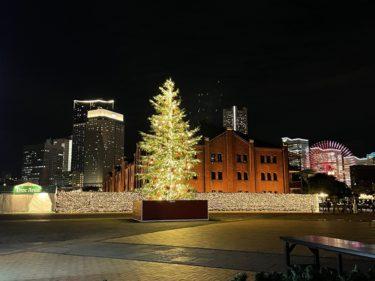 【横浜赤レンガ倉庫】クリスマスマーケット2020!見所と入場方法をご紹介