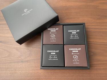 鎌倉紅谷×バニラビーンズコラボ『ショーコラ クルミッ子』横浜高島屋&クルミッ子ファクトリー購入レポ