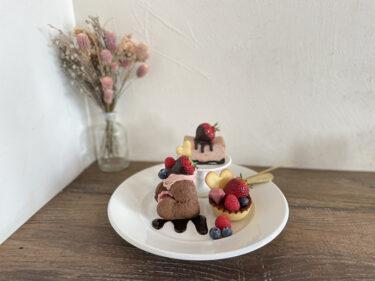横浜山手『リトルビレッジカフェ』苺とチョコスイーツ♡見た目も味も抜群!